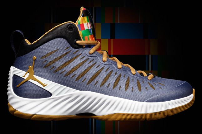 Air Jordan Super Fly Rttg Road To The Gold Washington Dc 02 1