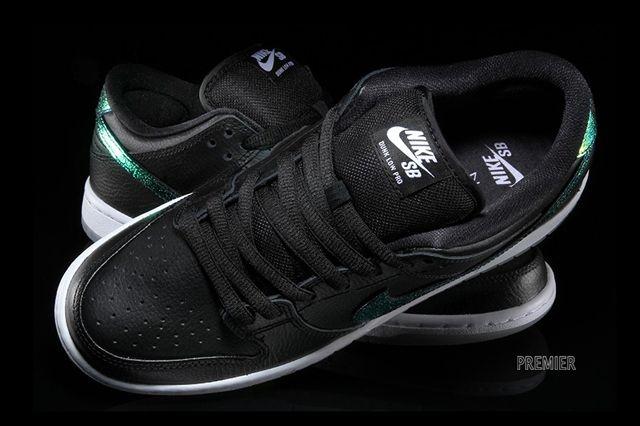 Nike Sb Dunk Low Sparkle 3