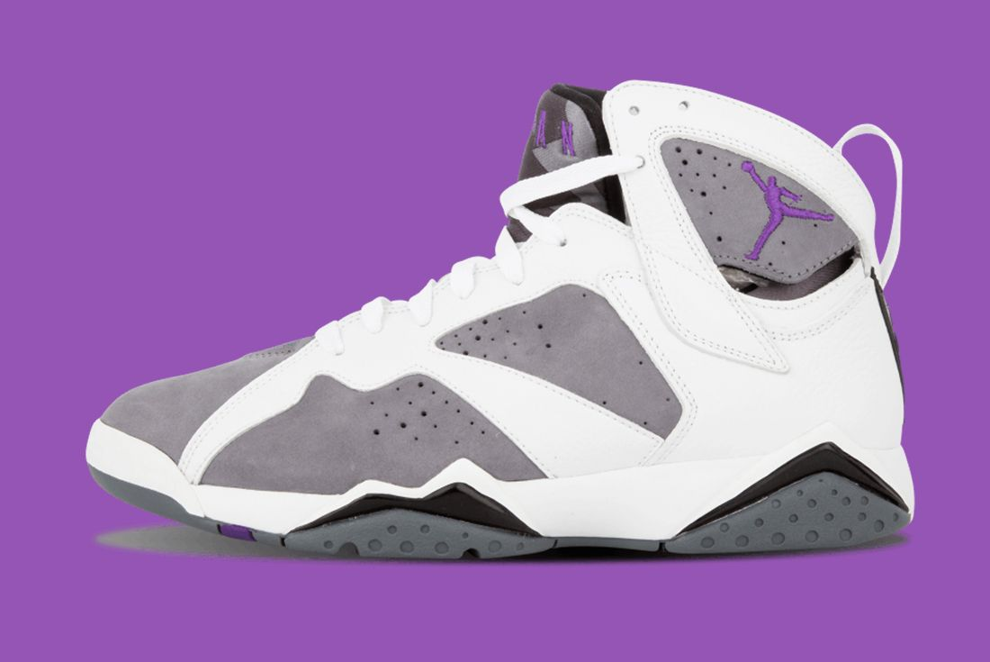 Air Jordan 7 Flint Left
