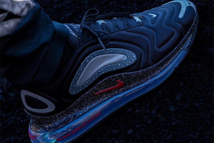 Undercover Nike Air Max 720 Black Winter 2019 Release Date Hero