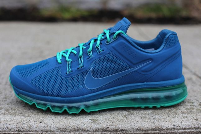 Nike Air Max 2013 Ext Atomic Teal Profile 1