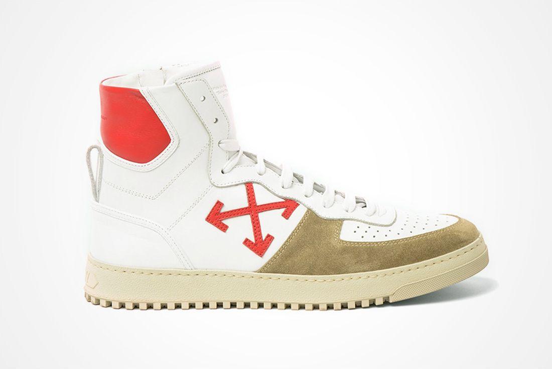 Off White 70 S Sneaker High 2