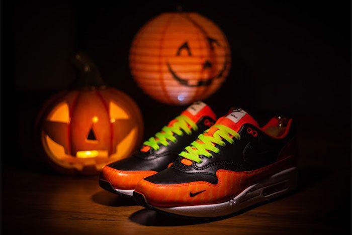 Nike Air Max 1 Halloween Custom 2018 4