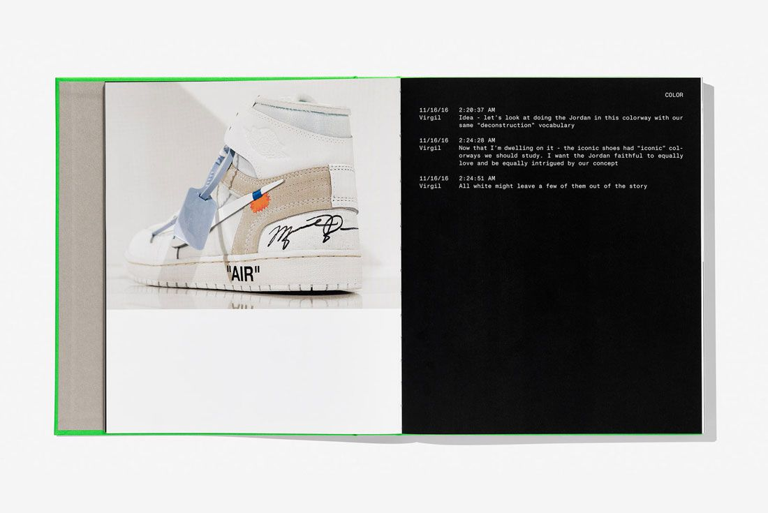 Nike Virgil Abloh ICONS Taschen Book
