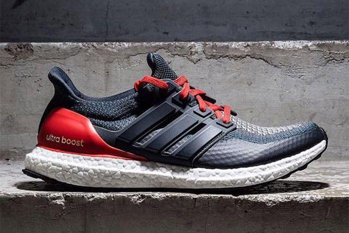 Adidas Ultra Boost Atr Navy Red 3