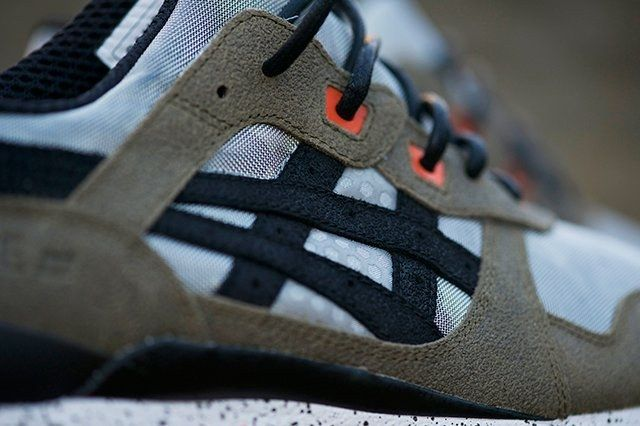 Bait X Asics Gel Lyte Iii Basics Model 002 Guardian 6
