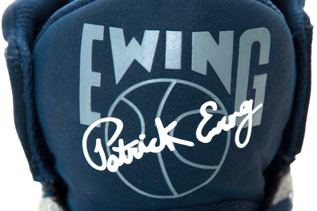 Ewing Athletics 33 Hi Georgetown Tongue 1