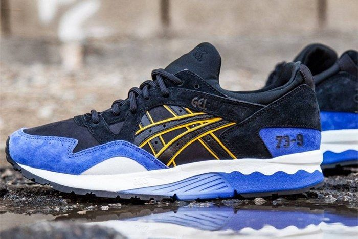 Bait X Asics Gel Lyte V Splash City 73 93