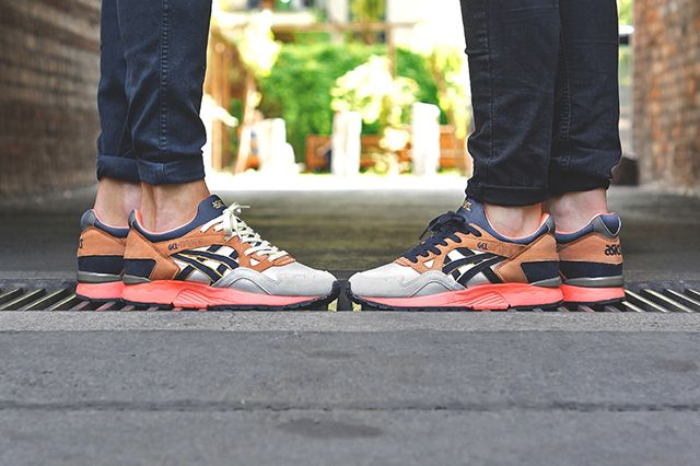 Ubiq X Asics Gel Lyte V Midnight Bloom1