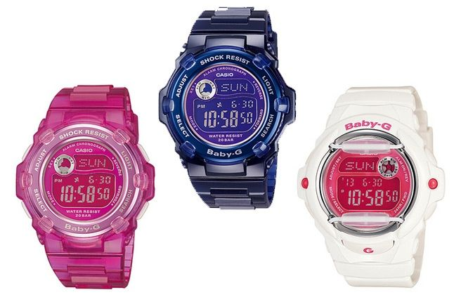 New Baby G Casio April 4 1