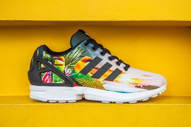 Adidas Zx Flux Tropics 3
