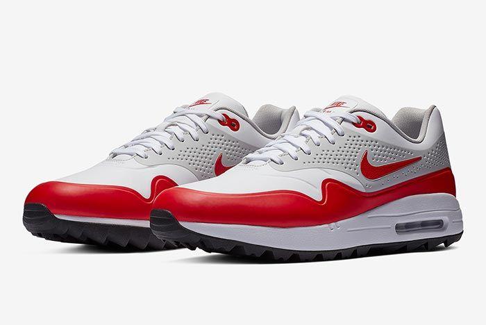 Nike Air Max 1 Golf Sport Red 1