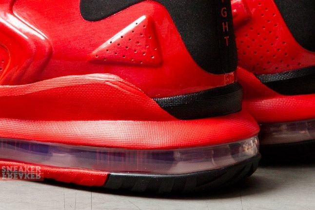 Nike Hyperflight Max University Red Black 1 Det