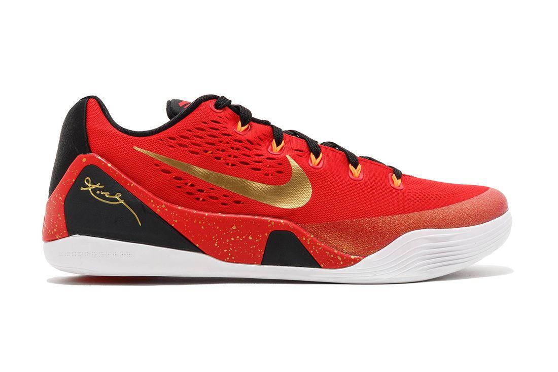 Nike Kobe 9 China Right