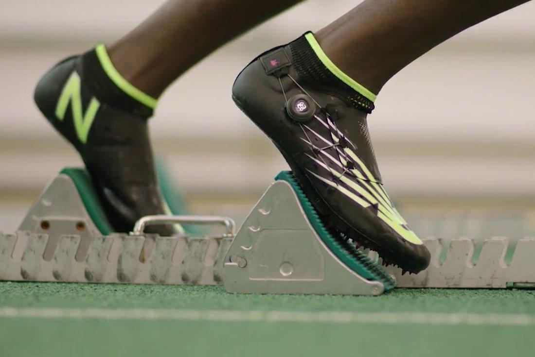 Material Matters 2016 Rio Olympic Sneaker Recap New Balance Spike