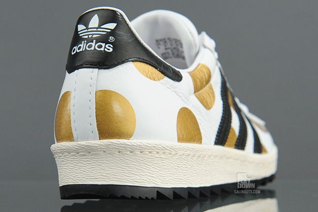 Adidas Originals Js Superstar 80S Ripple Heel 1