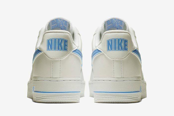 Nike Air Force 1 University Blue 5
