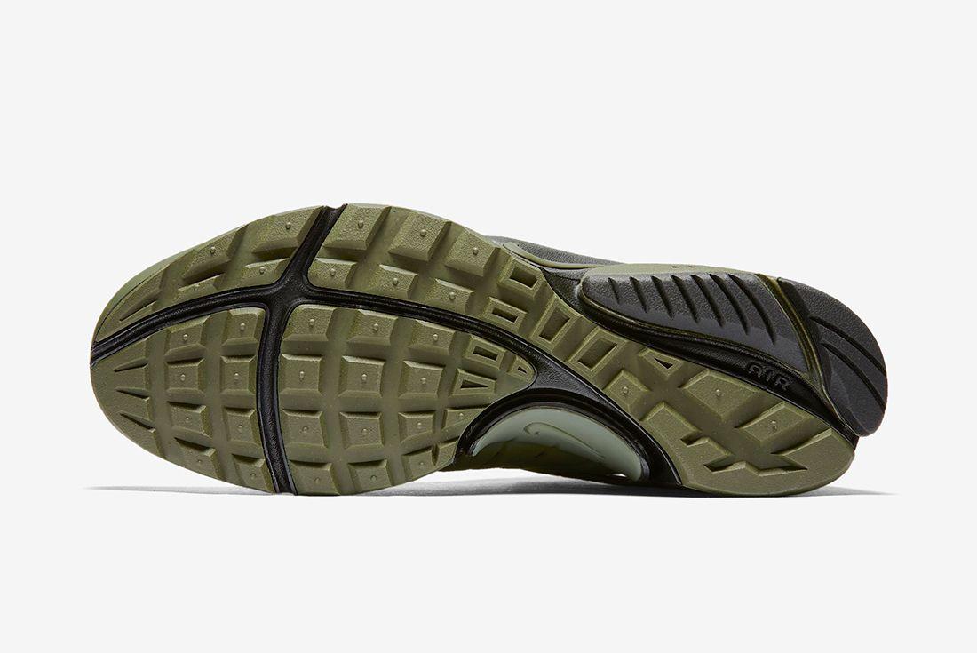 Nike Air Presto Utility Low Khaki11