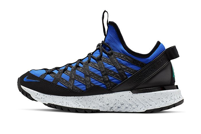 Nike Acg React Terra Gobe Abyss Release Date Lateral
