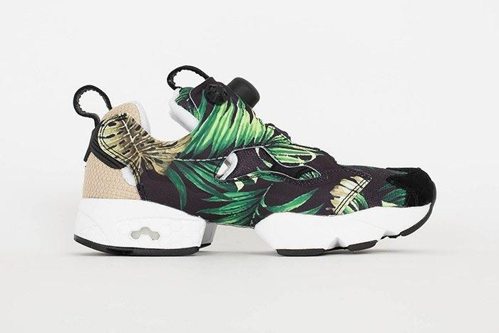 Reebok Instapump Fury Jungle Girl 2