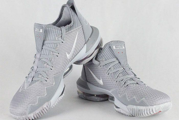 Nike Lebron 16 Ohio State Front