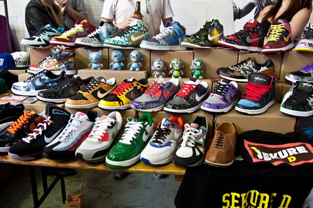 Sneaker Freaker Swapmeet 2011 20 1