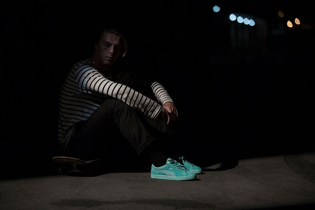 Diamond Supply Co X Puma Classic Suede Collection