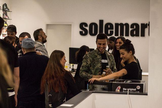 Solemart Store Opening Interview Hikmet 7
