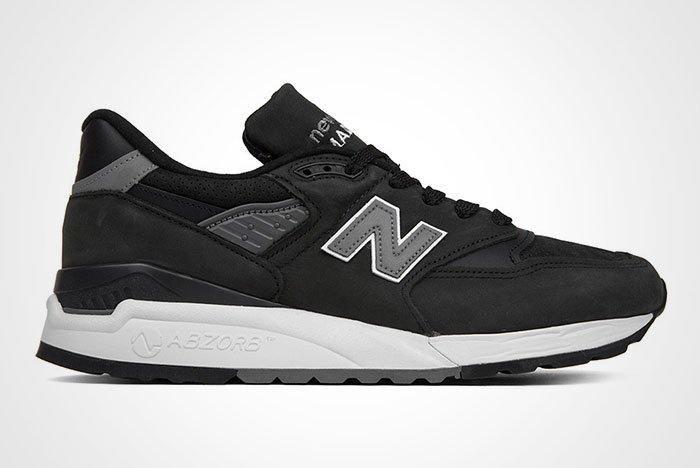 New Balance 998 Made In Usa Ash Grey Thumb