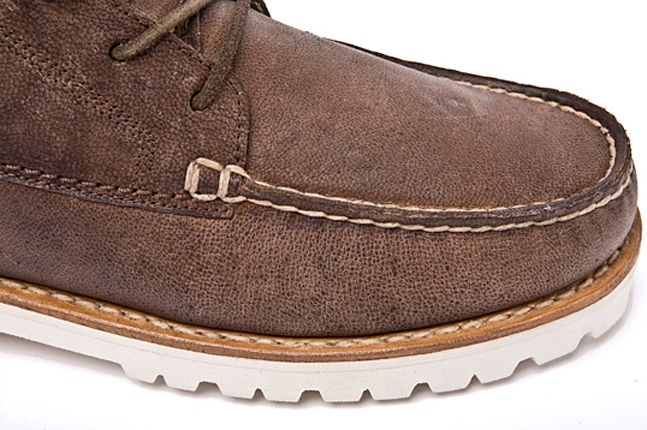 Moc Mid Camel Brown Toe 11