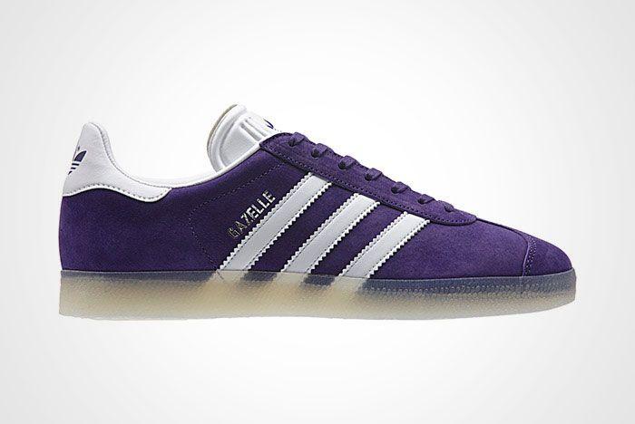 adidas Gazelle Leather Iced Pack - Sneaker Freaker