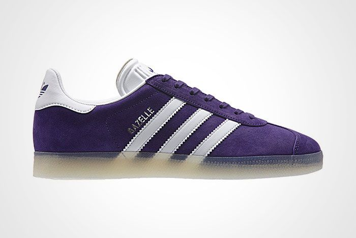 Adidas Gazelle Leather Iced Pack Unity Purple Thumb