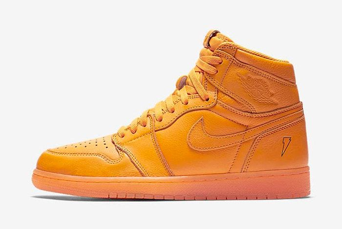 Gatorade X Air Jordan 1 Orange Peel Official Images7