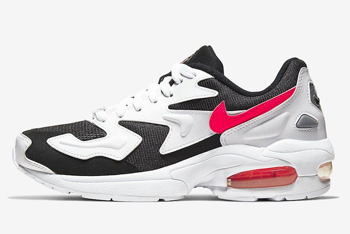 Nike Air Max2 Light Pink Left