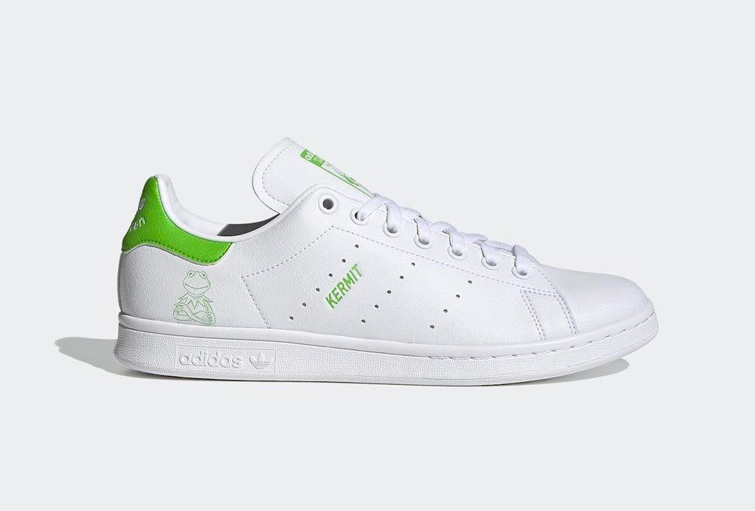 Kermit the Frog x adidas Stan Smith