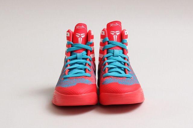 Nike Kobe Ix Elite Gs Laser Crimson 1