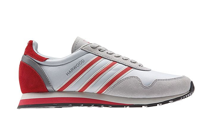 Adidas Spezial Harwood White Red 2
