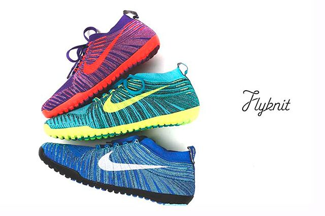 Nike Free Hyperfeel Summer 2014 Colour Collection 4