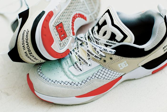 Maison Mihara X Dc Shoes 1