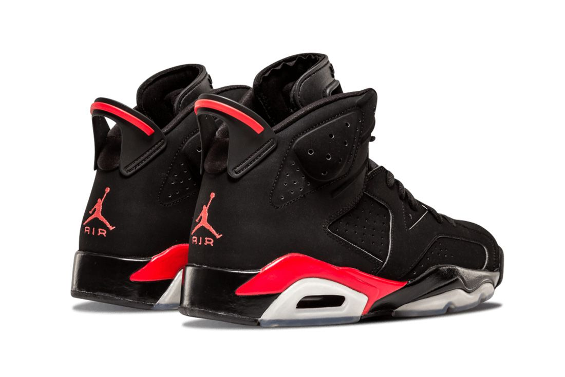 Infra Air Jordan 6 Alternate