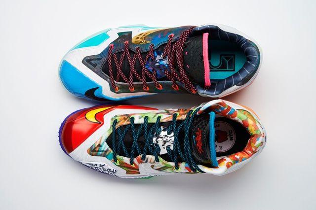 Nike Lbj What The Bump 11 6