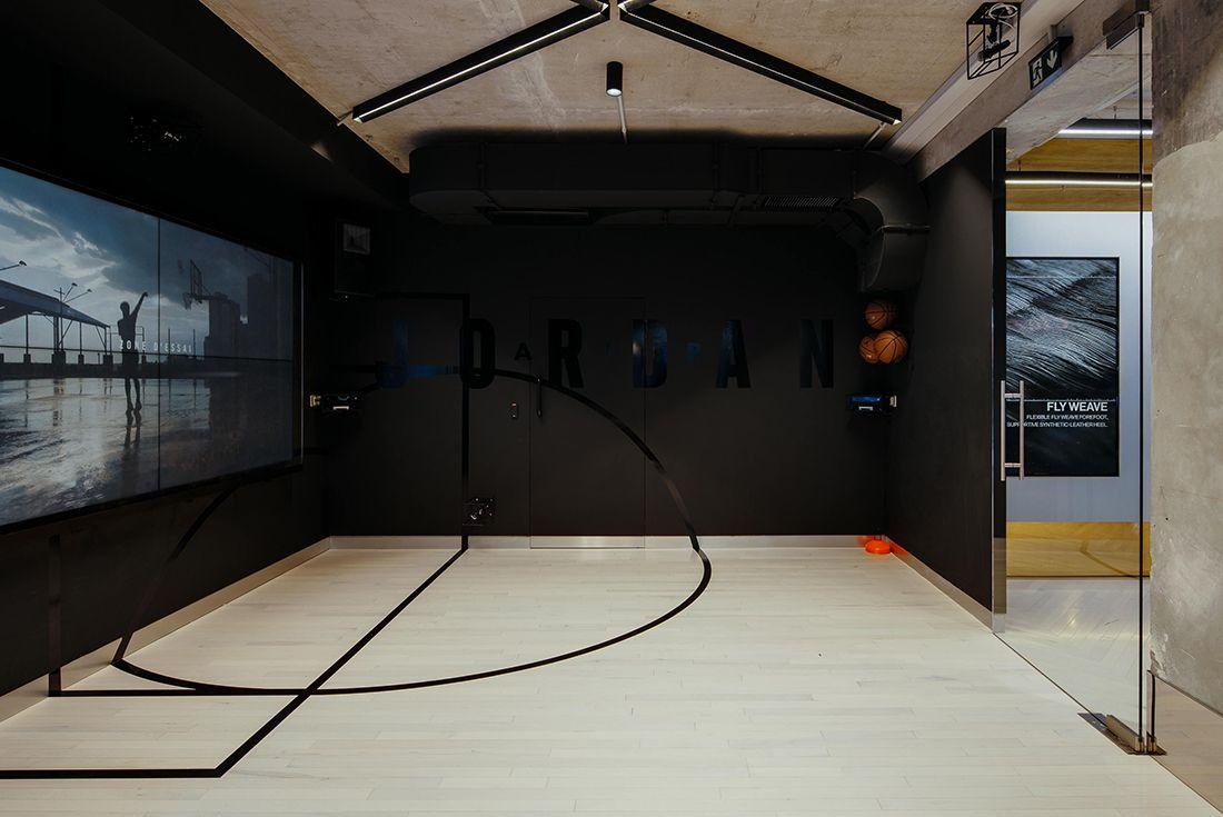 Jordan Brand Opens Incredible Pinnacle Store In Paris2