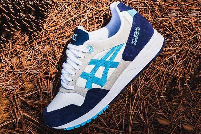 Asics Gel Saga Aquarium Buy Now 5 Sneaker Freaker