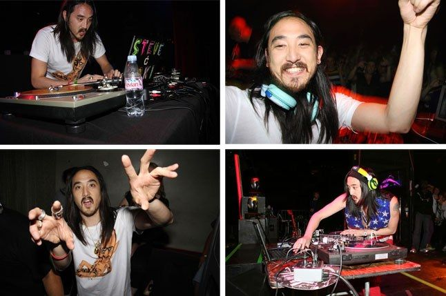 Steve Aoki Interview 6