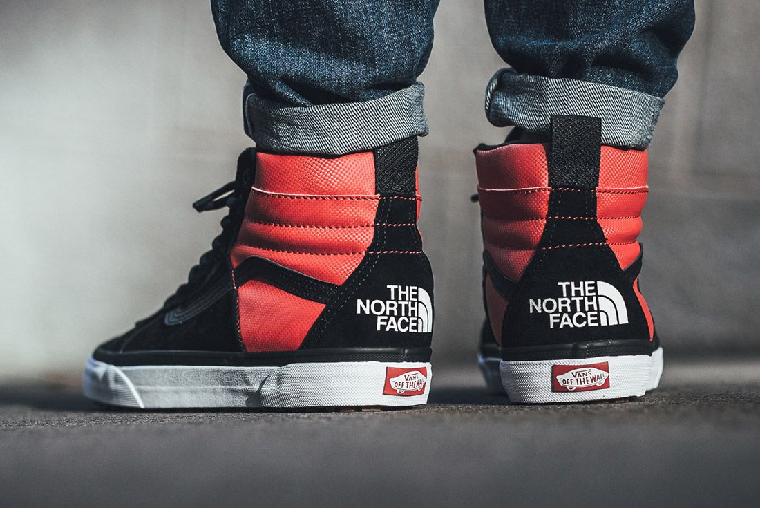The North Face X Vans Release Date 4