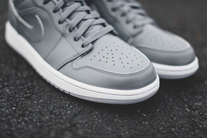 Air Jordan 1 Cool Grey Clay Grey 3