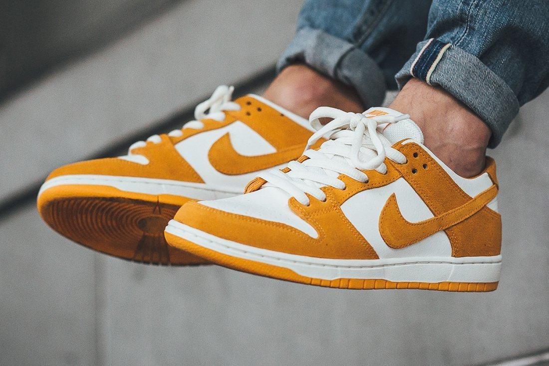 Nike Sb Dunk Low Circuit Orange 1 1