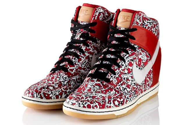 Nike Liberty Collection Dunk High 01 1
