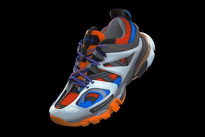 Balenciaga Track Sneaker Release