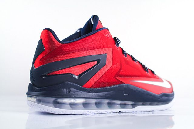 Nike Lebron 11 Low Independence Day 3